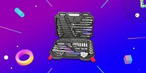 Надо брать: набор инструментов Workpro для ремонта авто и не только