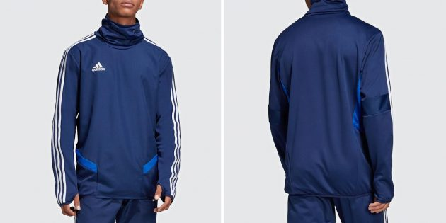 Скидки: свитшот Adidas