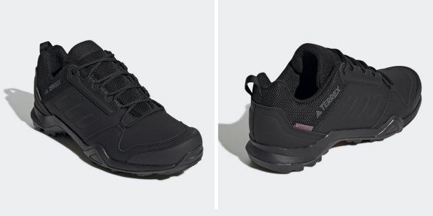 Утеплённые кроссовки Adidas Terrex AX3Beta Climawarm