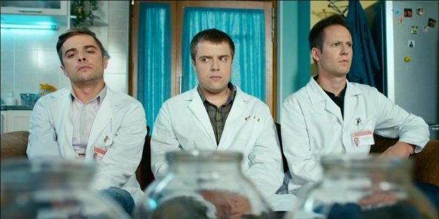 Лучшие российские комедийные сериалы: «Интерны»