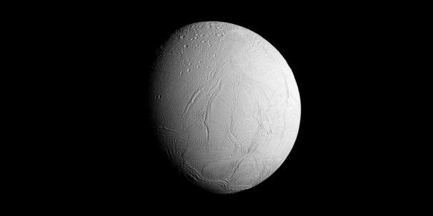 Пригодные для жизни планеты: Энцелад