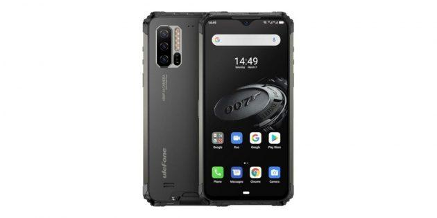 Неубиваемый смартфон Ulefone Armor 7E