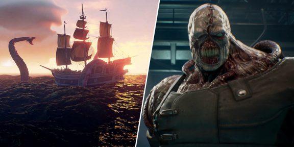 В Steam запустили «Пиратскую распродажу» и снизили цены на Resident Evil. Выбрали 20 выгодных предложений