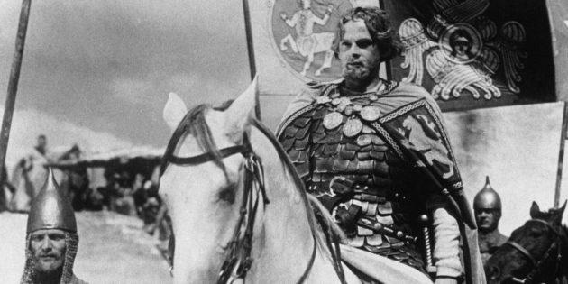 Лучшие фильмы про Средневековье: «Александр Невский»