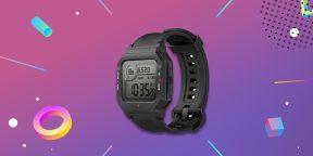 Надо брать: умные часы Amazfit Neo с внушительной автономностью