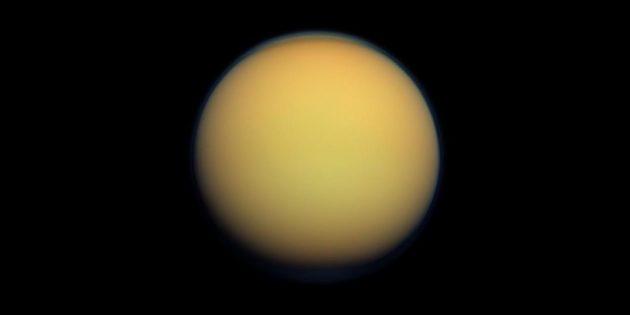 Пригодные для жизни планеты: Титан