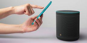 Xiaomi выпустила умную колонку Mi Smart Speaker с «Google Ассистентом»
