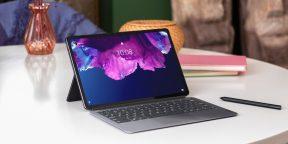 Lenovo представила Android-планшет TabP11 Pro с OLED-экраном