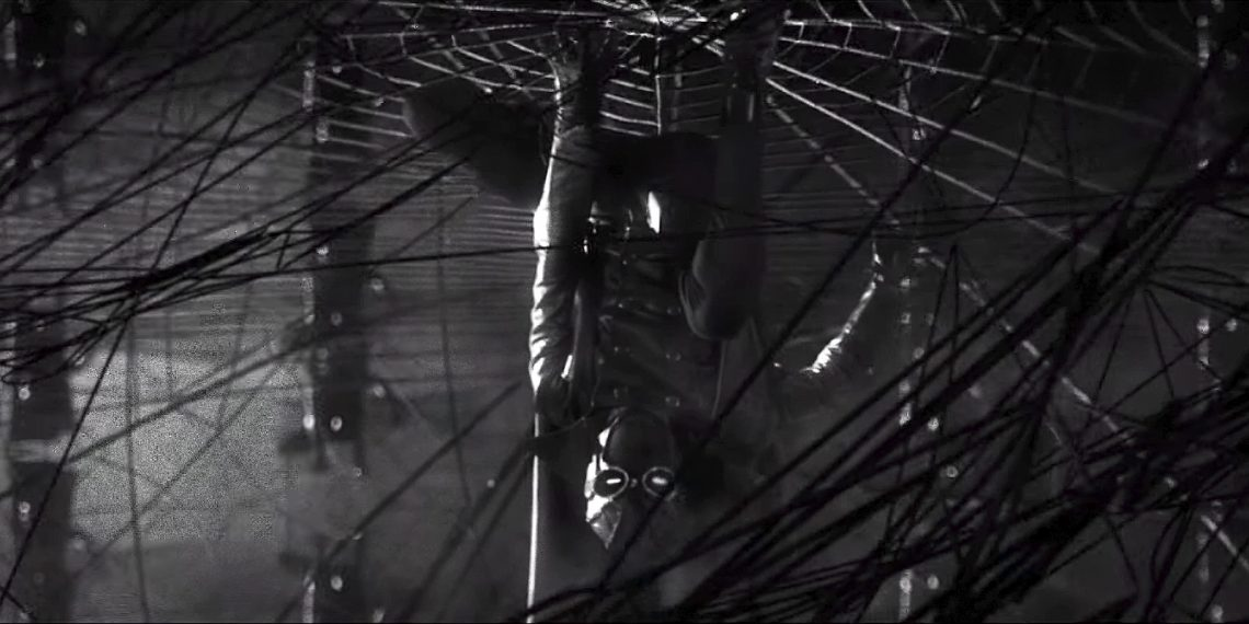 Фанат снял трейлер про нуарного Человека-паука