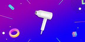 Надо брать: компактный фен Xiaomi с магнитной насадкой