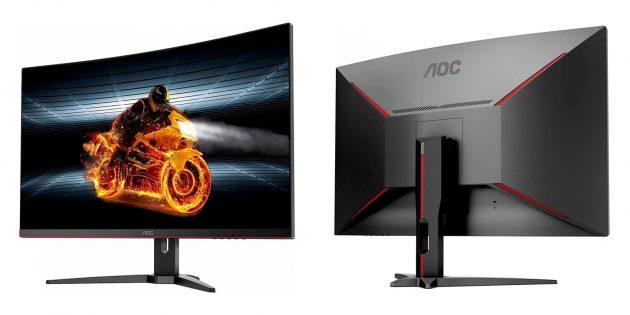 Игровой монитор AOC CQ32G1