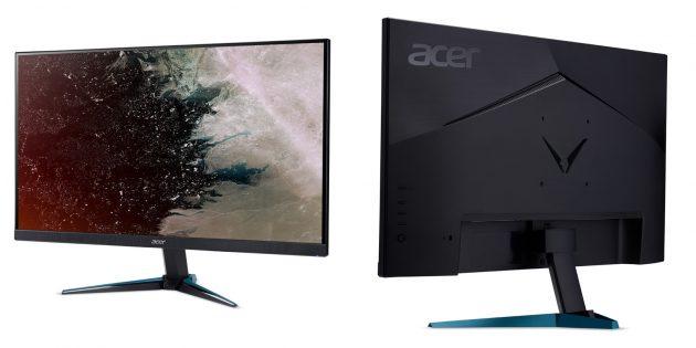 Игровой монитор Acer Nitro VG270Ubmiipx