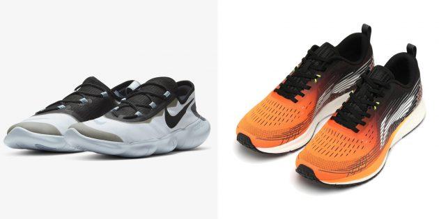 Что подарить парню на день рождения: беговые кроссовки