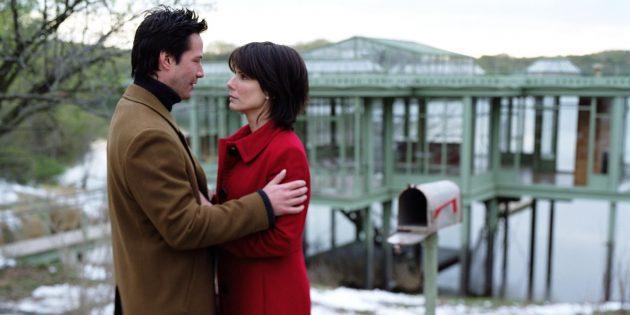 Лучшие фильмы с Киану Ривзом: «Дом у озера»