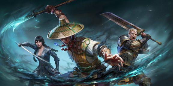 На Android и iOS вышел файтинг Shadow Fight Arena с самураями и рыцарями