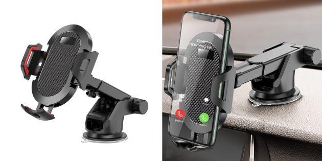 автомобильный держатель для смартфона GTWIN UC8689