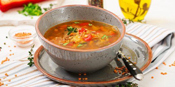 У вас попросят добавки. Простые и вкусные супы с мясом