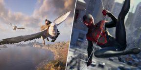 Хогвартс, «Человек-паук» и новая Final Fantasy: Sony показала игры для PlayStation 5