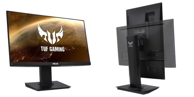Игровой монитор Asus TUF Gaming VG249Q