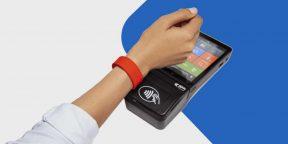 Elari SmartPay — браслет для бесконтактной оплаты, который не нужно заряжать