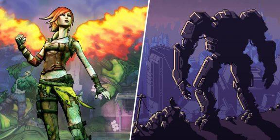 Epic Games Store раздаёт пошаговую стратегию Into the Breach и масштабное дополнение к Borderlands 2