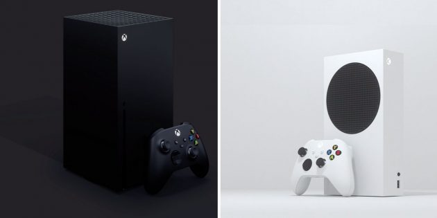 PlayStation 5или Xbox Series X: дизайн