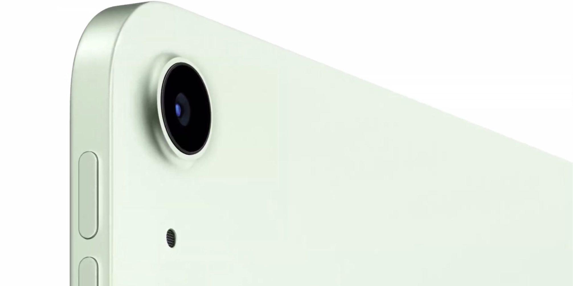 Apple показала iPad Air 4-го поколения, который похож на iPad Pro