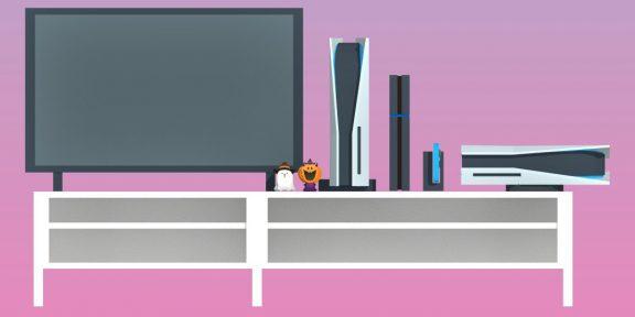Дизайнер сравнил размеры новых консолей PlayStation и Xbox с актуальным поколением