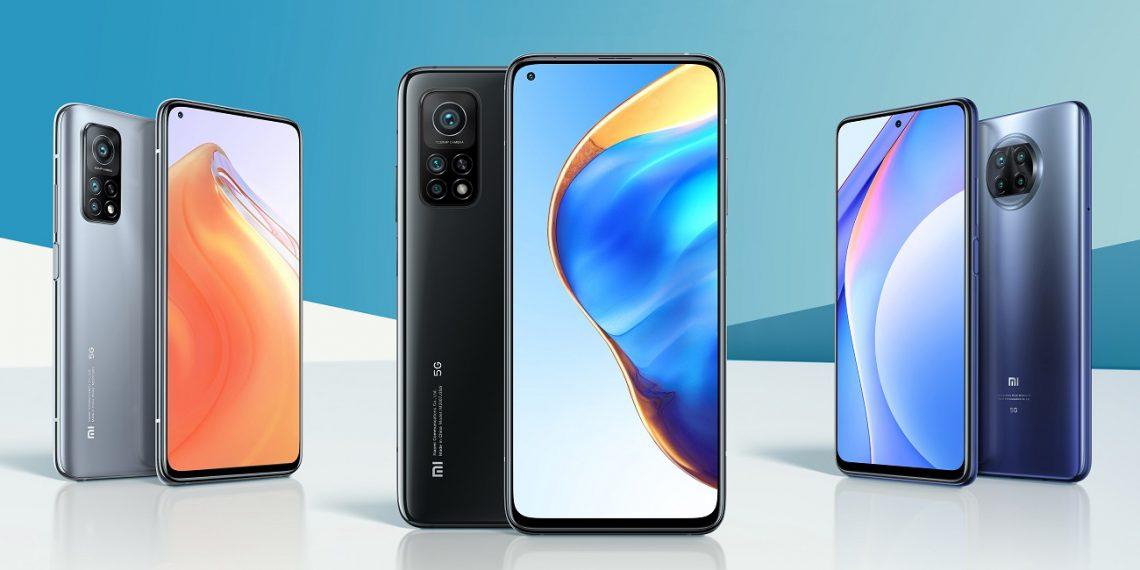 Xiaomi представила смартфоны Mi 10T и Mi 10T Pro