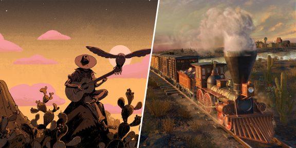 Epic Games Store раздаёт приключение Where The Water Tastes Like Wine и стратегию Railway Empire