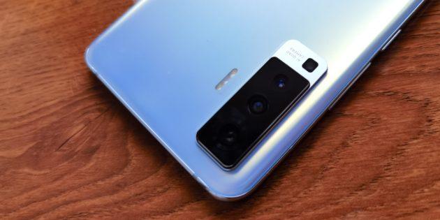Камера Vivo Х50