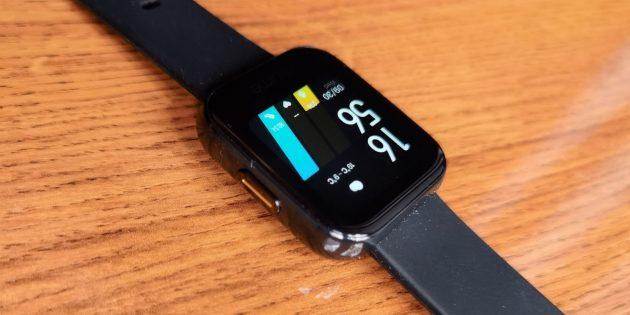 Дизайн Realme Watch