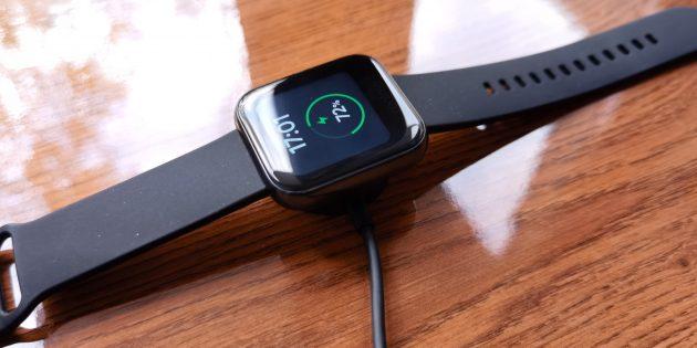 Автономность Realme Watch