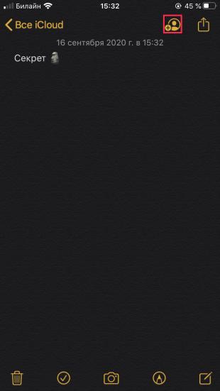 Как тайно переписываться на iPhone или iPad