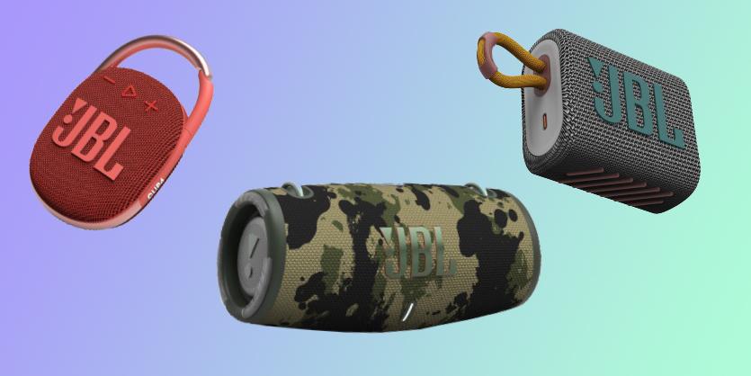 JBL представила Bluetooth-колонки Clip 4, Go 3 и Xtreme 3