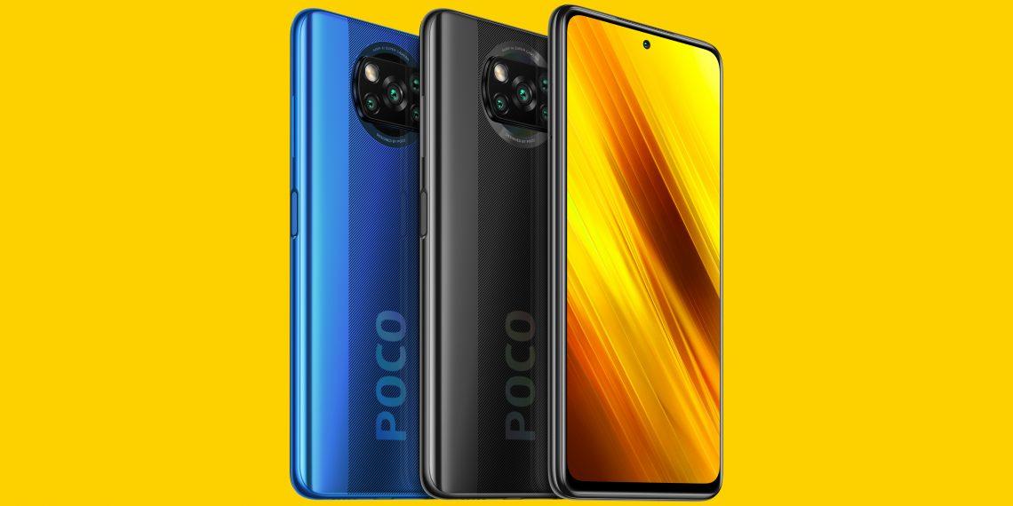 Цена дня: субфлагман Poco X3 NFC за 15529 рублей