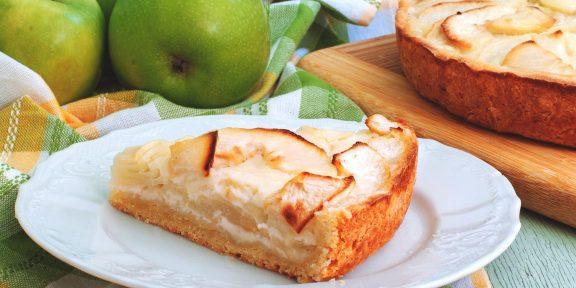 Прямо как в детстве. Лучшие яблочные пироги для уютных посиделок