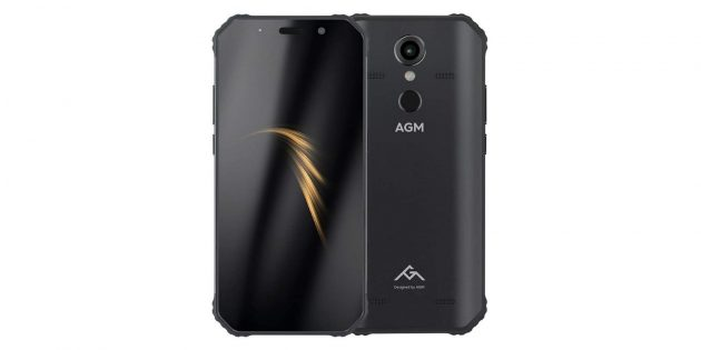 Неубиваемый смартфон AGM A9