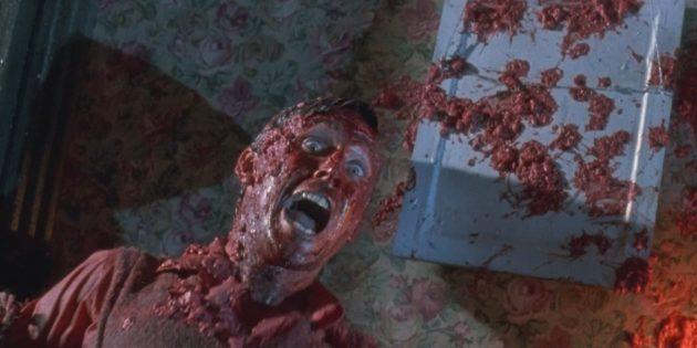Ужасы-комедия: «Живая мертвечина»