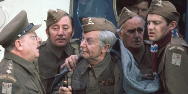 Сериалы BBC: «Папашина армия»