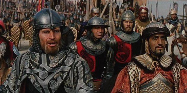Лучшие фильмы про Средневековье: «Эль Сид»
