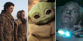 Главное о кино за неделю: первый трейлер «Дюны» Вильнёва, новые требования для «Оскара» и не только