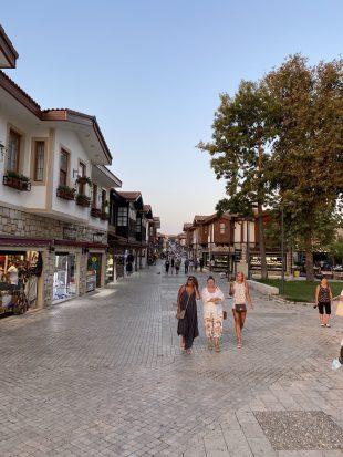 Отдых в Турции в сентябре 2020-го: развлечения вне отеля