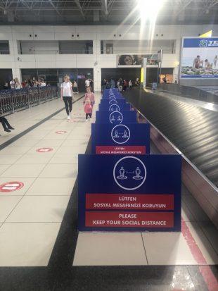 Отдых в Турции в 2020-м: прибытие в аэропорт и трансфер