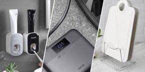 Находки AliExpress: смартфон Poco X3 NFC, автомобильный бустер Baseus и фиксатор двери