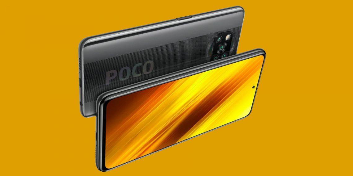 Представлен Poco X3 NFC — недорогой субфлагман