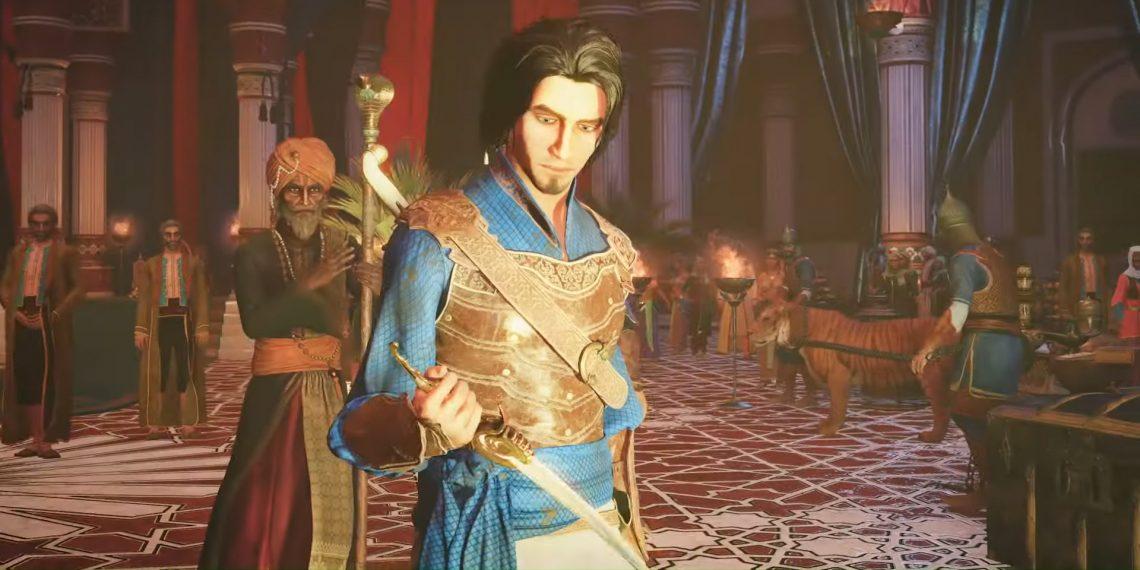 Ubisoft анонсировала ремастер «Принца Персии»