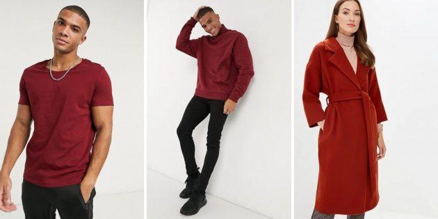 Модные цвета осени-2020: самба