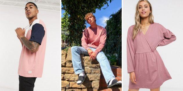 Модные цвета осени-зимы-2020: розовый загар