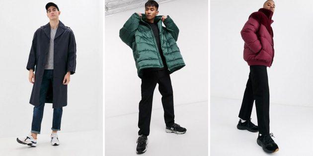 Мужская мода зимы — 2020–2021: верхняя одежда оверсайз